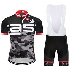 Mens Cycling 2018 Style Clothing Short Sleeve Jersey Bib Shorts Set Shirt  Pants  UnbrandedGeneric Cycling 6901db946