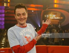 German comedian and former Star Search winner Ingo Oschmann attends the premiere of the second round of German Star Search at the SAT 1 studios on April 8, 2004 in Berlin, Germany.