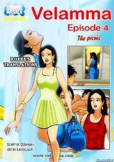 Velamma Episode 4 Family Picnic