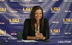 Nikki Caldwell- TJ Ribs hosts the LSU COACHES SHOW!
