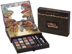 Urban Decay Book of Shadows for Alice in Wonderland