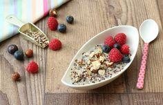 Quinoa+nocciole+e+frutti+rossi