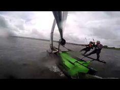 Cherub Sailing at Chew - YouTube