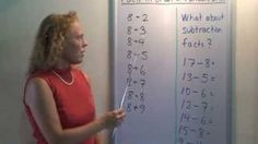 Strategies for Addition and Subtraction Facts - Video from Math Mammoth, via YouTube.