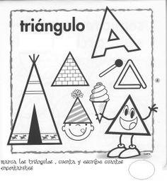 702 Mejores Imágenes De Figuras Geometricas Preescolar Moda