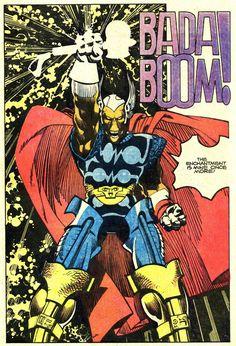 Beta Ray Bill by Walt Simonson