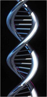 Acide désoxyribonucléique Strand Collier Pendentif Argent Couleur science biologie moléculaire génétique