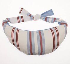 Breastfeeding Cushion Classic Blue Stripe