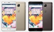 OnePlus 3T is official with Snapdragon 821 and 3400 mAh battery starts at $439