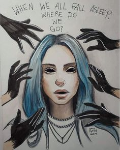 Best billie eilish aesthetic wallpaper dark Ideas The Effective Pictures We Offer You About orange a Dark Art Drawings, Pencil Art Drawings, Art Drawings Sketches, Cute Drawings, Drawing Faces, Fall Drawings, Arte Sketchbook, Celebrity Drawings, Billie Eilish
