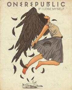 OneRepublic Poster by Aime on CreativeAllies.com