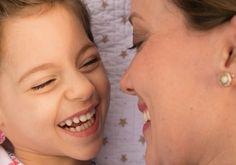 Mãe conta como enfrentou a descoberta de que a filha tem uma doença rara
