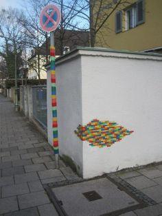 Jan Vormann - Street Lego Artist