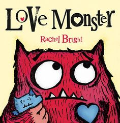 Love Monster ($17) is a hairy monster trying to fit in with the cuddly residents of Cutesville and find someone who will love him just the way he is. His journey is not easy, but he soon discovers that love can find you when you least expect it.