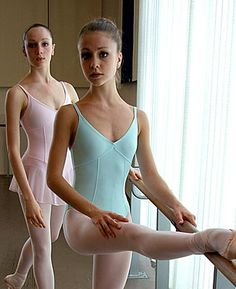 Degas Leotards, never had one but I want one, they look so nice!