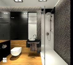 Aranżacje wnętrz - Łazienka: Mała łazienka gościnna - MKdezere. Przeglądaj, dodawaj i zapisuj najlepsze zdjęcia, pomysły i inspiracje designerskie. W bazie mamy już prawie milion fotografii!