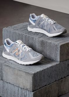 Say hello to the Sweaty Betty x New Balance exclusive trainers
