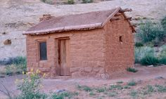 The Behunin Cabin in Capitol Reef National Park. This is my family's home, my great, great grandfather lived here.