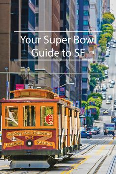 Super Bowl 50 may be in Santa Clara, but SF is where the party is at. We scoured the city in search of the best pre-game pick-me-ups for every type of fan, from the hard-core sports junkie to the willfully oblivious tag-along. Game on.