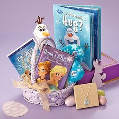 Take a look at the Frozen Easter Gift Collection event on zulily today!