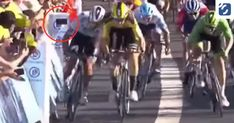 Slovenský cyklista Peter Sagan po stredajšej etapy obsadil druhú priečku, no dlho sa z neho neradoval. Komisári ho preradili na posledné miesto v skupine Petra