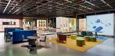 Pedrali showroom by Pedrali, Bergamo – Italy » Retail Design Blog