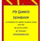 This item was designed to use with my speech and language students. I will copy and use pages that are appropriate for each student I see. Pages in...