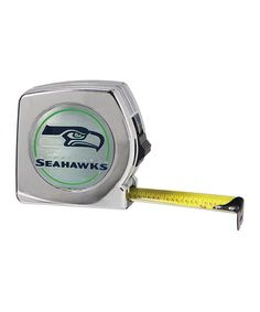 Look what I found on #zulily! Seattle Seahawks Tape Measure by Great American Products #zulilyfinds