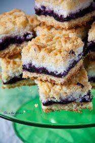 Ola in the Kitchen: Kruche ciasto z jagodami z pianką kokosową Polish Desserts, Polish Recipes, Baking Recipes, Cake Recipes, Dessert Recipes, Polish Cake Recipe, Cupcakes, Cupcake Cakes, Sweets Cake