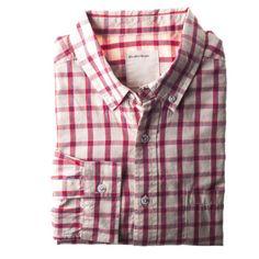 Life After Denim Check Shirt