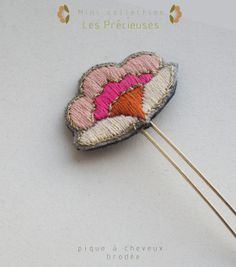 """Image of pique à cheveux """"Les précieuses""""4"""