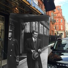 Historic Scenes Merged With The Present By Nick Sullivan
