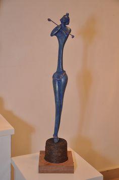 Kusum Jain – Artist Sculptor - India Sculptures - India Art Gallery -Sculpture Exhibition India –  http://indiaartgallery.in/artists/kusum-jain/