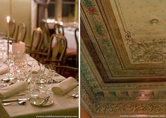 Dinner at G.W.Sundmans in Helsinki in the spirit of late 1800s  Bohemian Paris