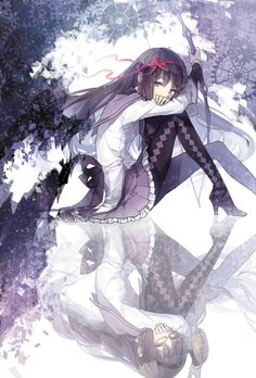 This is just amazing <3. Homura (Puella Magi Madoka Magica)