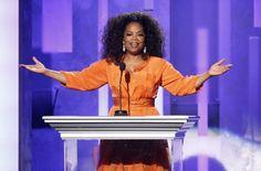 Oprah Winfrey  Tv-legende, voorvechtster van rechten van de zwarte Amerikaanse bevolking en één van de meest invloedrijke vrouwen ter wereld.