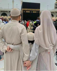 Cute Muslim Couples, Muslim Girls, Muslim Women, Cute Couples, Couples Images, Muslim Fashion, Modest Fashion, Hijab Fashion, Mekka Islam