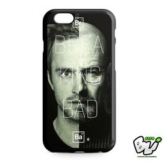Breaking Bad Heisenberg And Jesse iPhone 6 Case   iPhone 6S Case