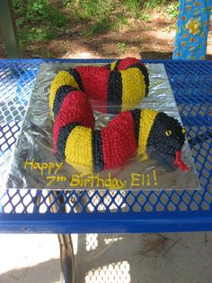 Aunt Re is making this for Em's birthday cake...