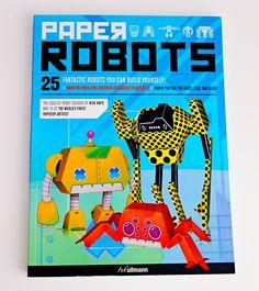 Paper Robots by Dolly Oblong ©