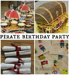 pirate birthday party @ the imagination tree