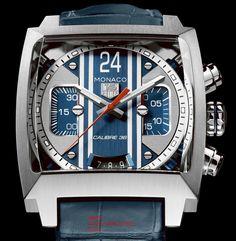 TAG Heuer Monaco Twenty-Four Calibre 36 Chronographe***