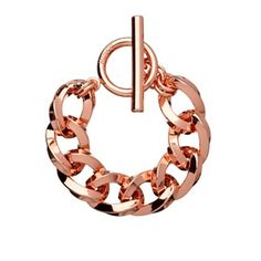 Mimco bracelet ... loving anything rose gold coloured at the moment.