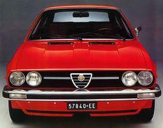 Alfa Romeo Alfasud Sprint.