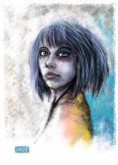 Untitled: Girl Sketch