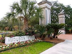 Audubon Park - New Orleans by tulane - reco from NJ - snowcone truck sometime