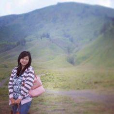 Bukit Teletubies - Bromo - East Java
