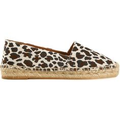 Stella McCartney Rocio Espadrilles ($150) ❤ liked on Polyvore featuring shoes, sandals, brown shoes, brown sandals, brown espadrilles, flat espadrilles and espadrilles shoes