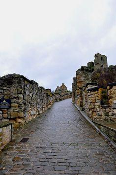Scarborough Castle, England #JetsetterCurator