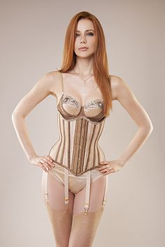 1b27e1f6d8b Bespoke corset by Orchid Corsetry